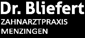 Zahnarztpraxis Dr.  Bliefert | Menzingen